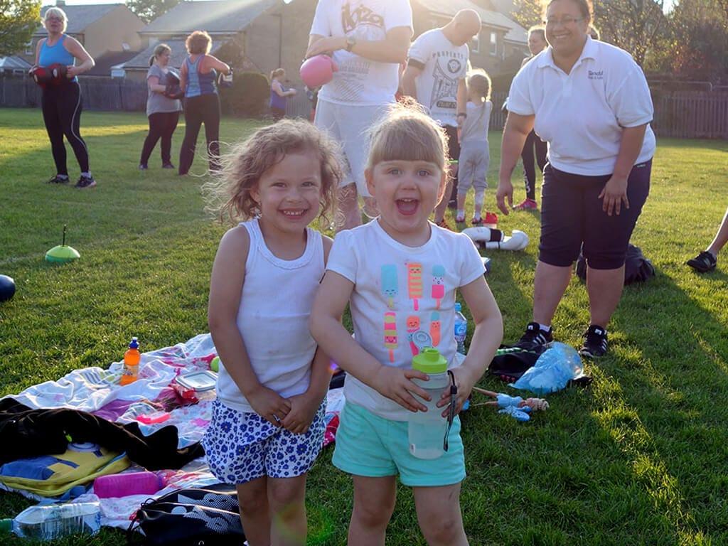 Fitness Ctivities for Kids