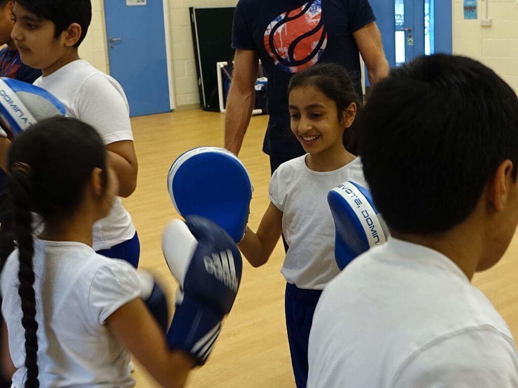 fitness in schools leeds