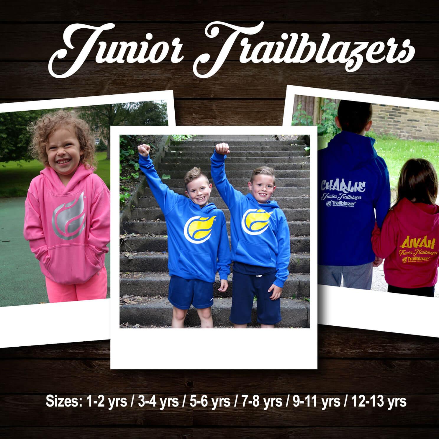 Trailblazer Fitness junior hoodie