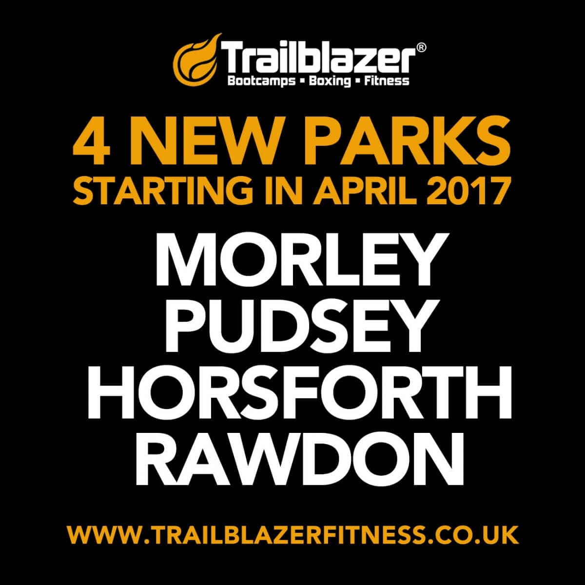 4 new parks added in April 2017